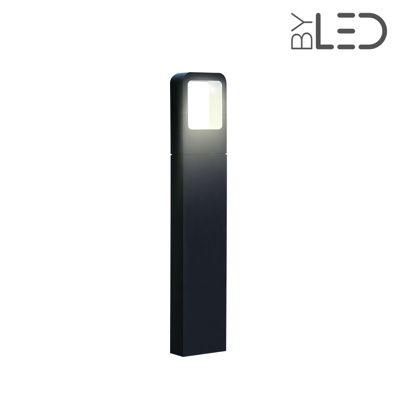 Borne LED extérieure Anthracite - 6 Watts - ICONE - 60 cm