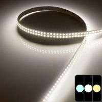 Ruban Double IP20 3528 - Blanc - 19,2W/m - 240 LED/m - 5m