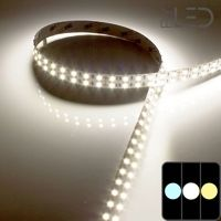 Ruban Double IP20 5050 - Blanc - 28,8W/m - 120 LED/m - 5m