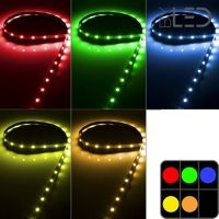Ruban IP20 5050 - Mono couleur - 7,2W/m - 30 LED/m - 5m