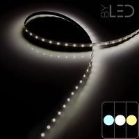 Ruban IP65 3528 - Blanc - 4,8W/m - 60 LED/m - 5m