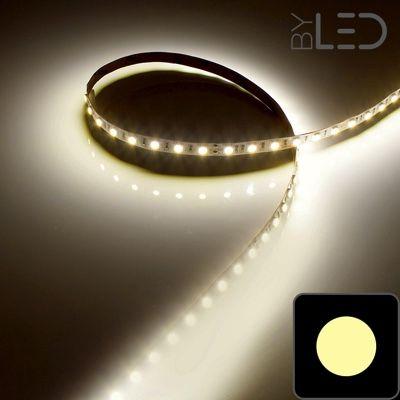 Strip IP68 5050 60 LED/m Blanc - 14,4W/m