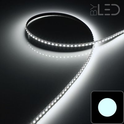 Strip IP68 3528 120 LED/m Blanc - 9,6W/m