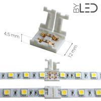 Jonction étroite pour ruban LED Mono 10mm Plugg IP20