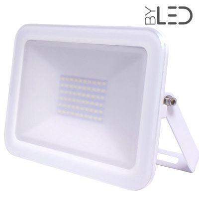 Shape – Projecteur LED ultra plat 50W Blanc - 230V - extérieur/intérieur