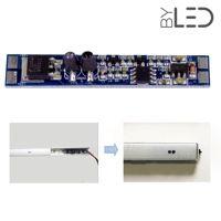 Détecteur variateur sans contact de mains pour profilé ruban LED