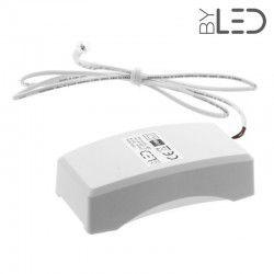 Détecteur de mouvement HF pour cloisons et faux-plafonds - Groom GR-06