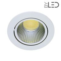 Spot LED encastrable orientable 10W - Cobra 10