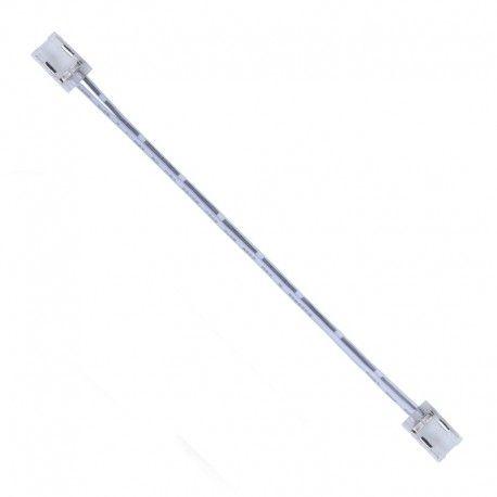 Jonction invisible câblée pour ruban LED IP20 – 8 mm