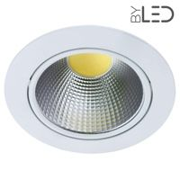 Spot LED encastrable orientable 20W - Cobra 20