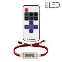 Contrôleur Mini + télécommande dimmer radio – Cable